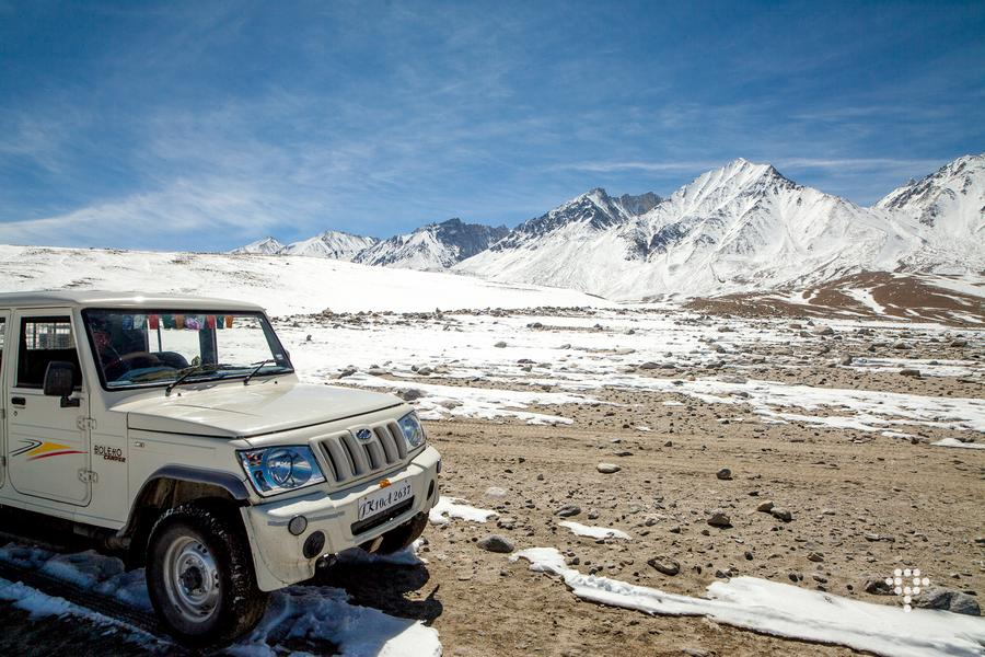Jeep tour to Tsomoriri Lake (Demo)