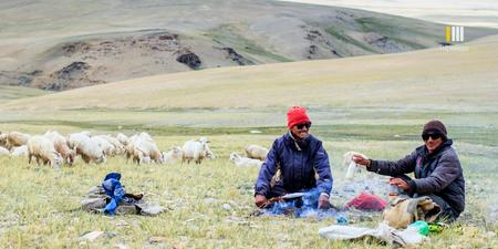 Gobar Power : Traditional cooking in the windy plains of Ladakh