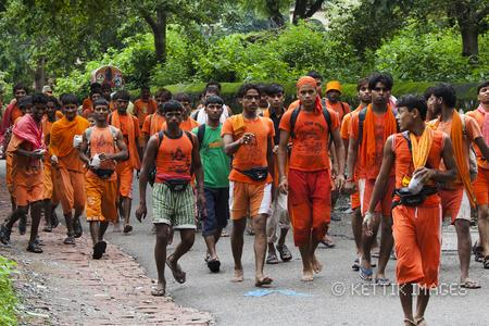 Kanwar yatra : The march of a million faithful..