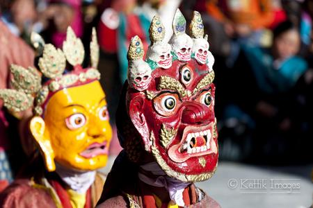 7 things to look forward to at a Buddhist monastic festival in Ladakh