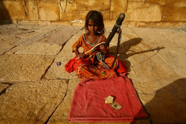 Shifting sands... the Jaisalmer experience