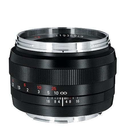 Carl Zeiss 50mm f1.4 ZE