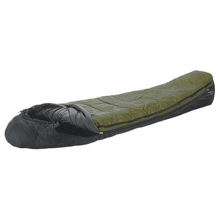 Mountain Hardwear 1st Dimension Sleeping Bag: 30 Degree Polarguard