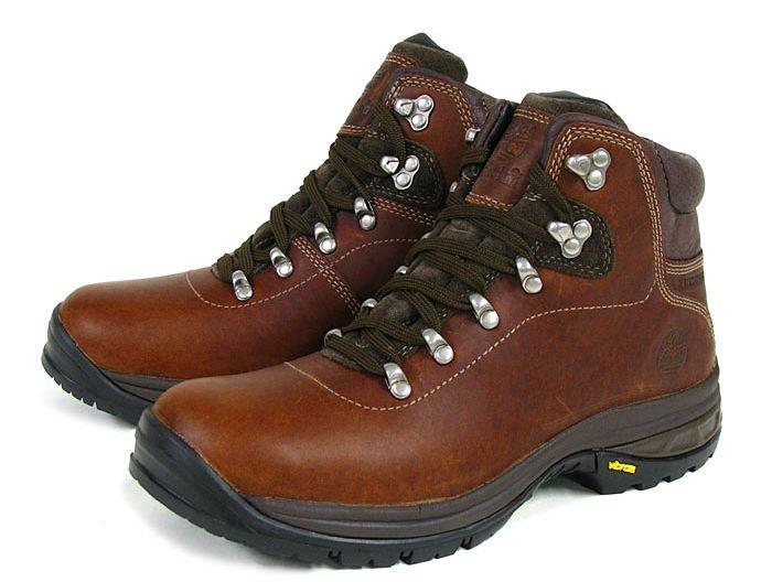 Timberland Washington Summit Leather Waterproof Hiking Boot