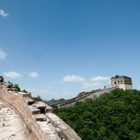 Jiankou great wall on the dragon boat weekend..
