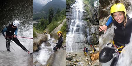 Day Trip : Canyoning in Manali/Vashist