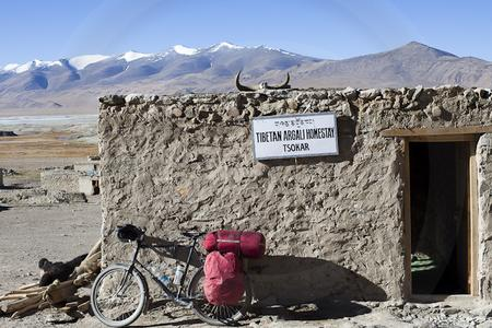 The road so far and the road ahead (to Ladakh)...